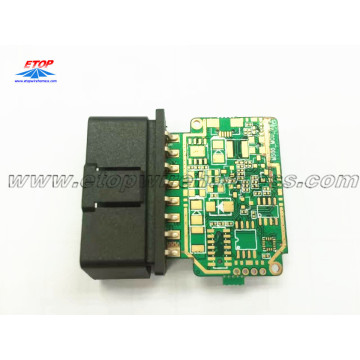 New Product for Sae J1939 Connector OBD2 Female With PCB Type export to Portugal Suppliers