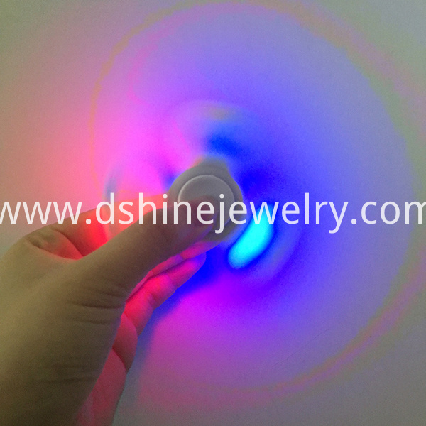 Led Light Up Hand Spinner
