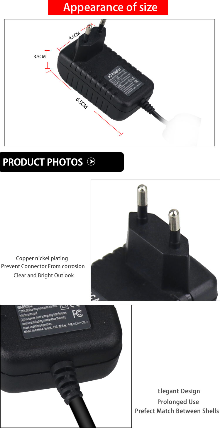 wall charger 5v 2a