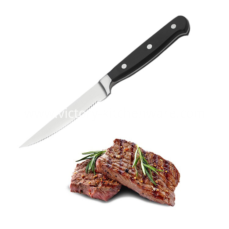 ABS forged steak knife