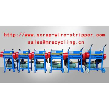 scrap wire stripping machine sale