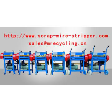 automatic wire stripping and cutting machine