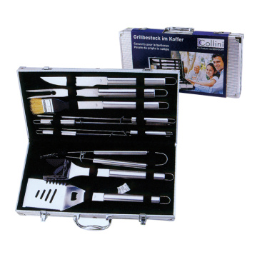 high quality 18pcs barbecue tools set