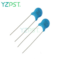 Safety High pressure Ceramic Capacitor 6KV