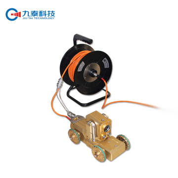 Anti-explosion Crawling Robot Inspection Camera