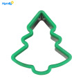 Stainless Steel Christmas Cookie Cutter with Comfort Grip