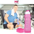 Food Grade Silicone Retractable Water Bottle