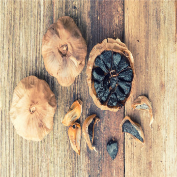Black Garlic Product Comparable Hypoglycemic Effect