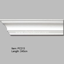 PU Coving Cornice for Interior Decoration