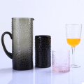Hand Made Glass Carafe&Water Tumbler