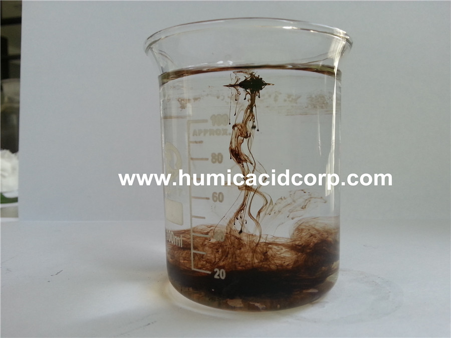 Mineral Fertilizer Humic Acid