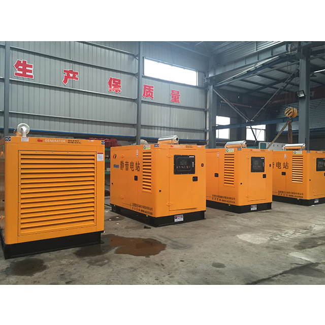 Soundproof Electric Generator