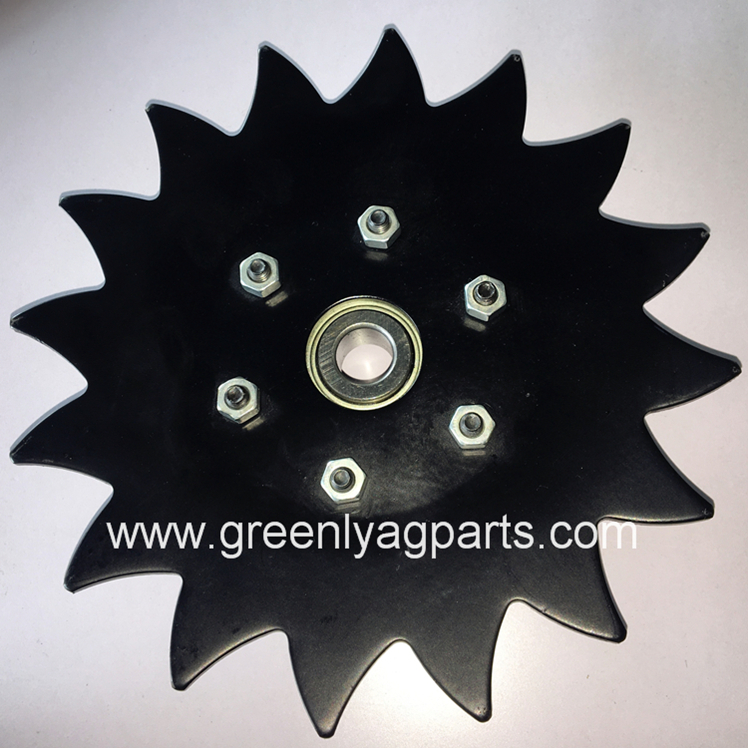 G6000 8'' Notched Covering Disc for Case-IH