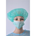 Hospital Surgical Use Medical Nonwoven Colorful Bouffant Cap