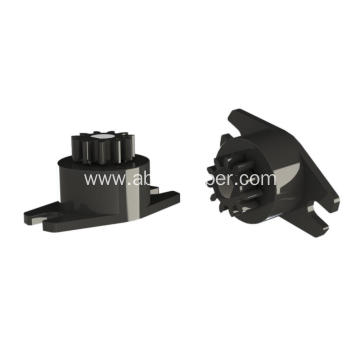 Plastic Small Gear Damper For Car Glasses Box
