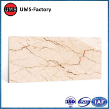 Marble polished effect wall tiles