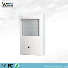 CCTV 1.3MP Mini Smoke Detector Shaped IP Camera