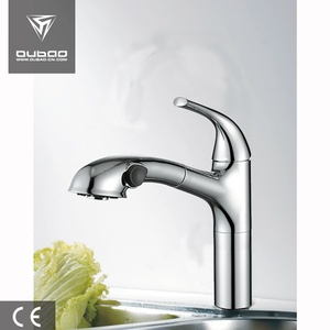 Tradition Rotatable One-Handle Kitchen Pull Out Mixer Tap