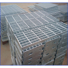 Galvanized Steel Stair Treads