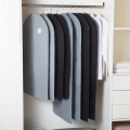 Custom non-woven suit jacket hanging clothes rack