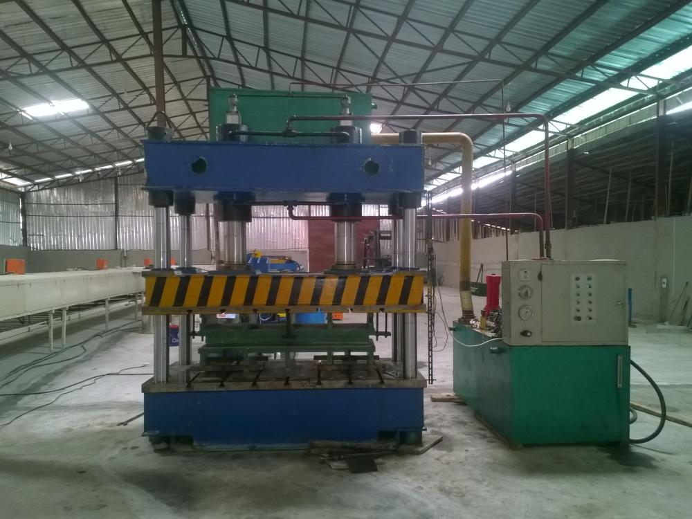 pressure machine for Stone Coated Metal Roofing Product Line