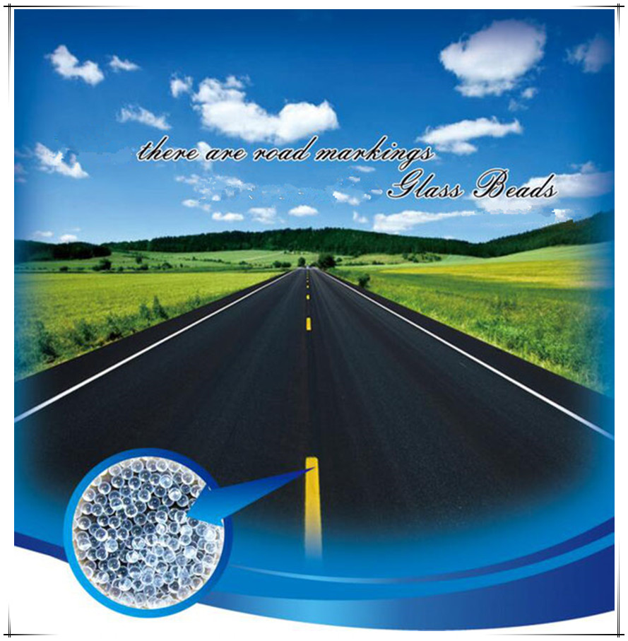 Special coated glass microspheres