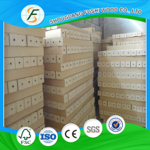 Good Quality for Particle Board 85*89mm Wooden Chip Blocks supply to Yemen Manufacturer