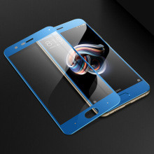Blue HD Tempered Glass for Xiaomi Note 3