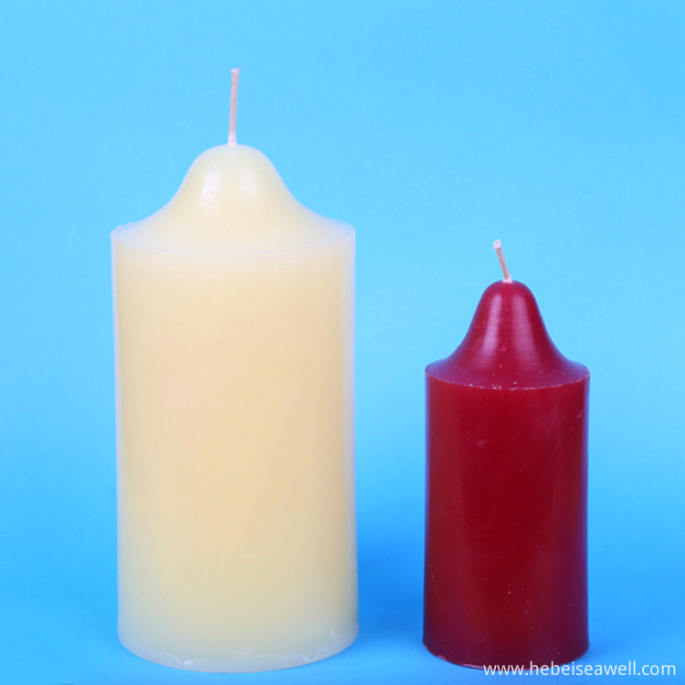 drum pillar candle