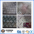 2017 Most Popular Aluminum Embossed Sheet With High Quality