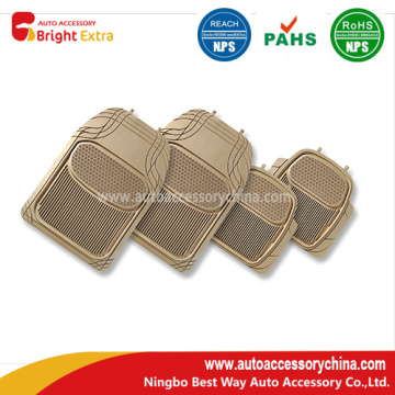 Semi Custom Trimmable Universal Fit Mat for Car