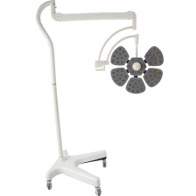 Customized for Petal Type Led Surgical Lights Mobile shadowless emergency ot light export to United States Factories