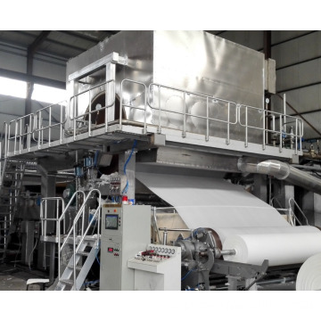 Tissue Paper Making Machine Toilet Tissue Machine