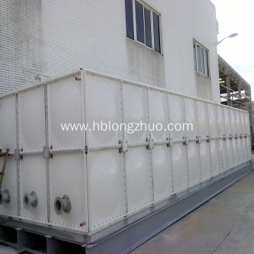 Great Quality Combined FRP Water Storage Tank