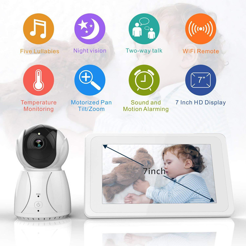 Wif Baby Monitor