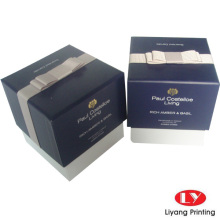 Square Candle gift box cardboard box