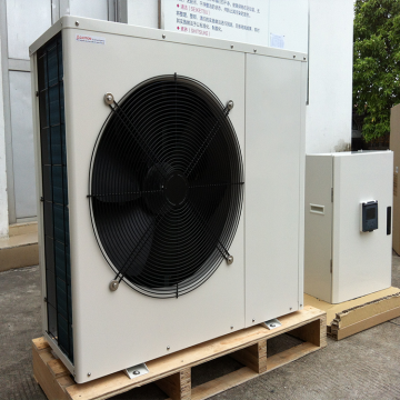Inverter Air Source Heat Pump heating and cooling