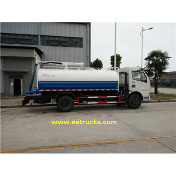 Dongfeng 1000 Gallon Sewage Cleaner Trucks