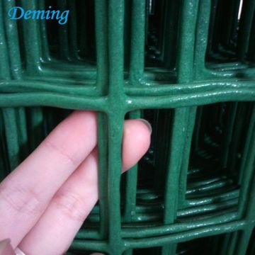 High Quality Galvanized PVC Coated Euro Fence