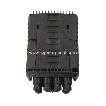 288 Core Horizontal Type Outdoor Aerial Dome Fiber Optical Splice Closure