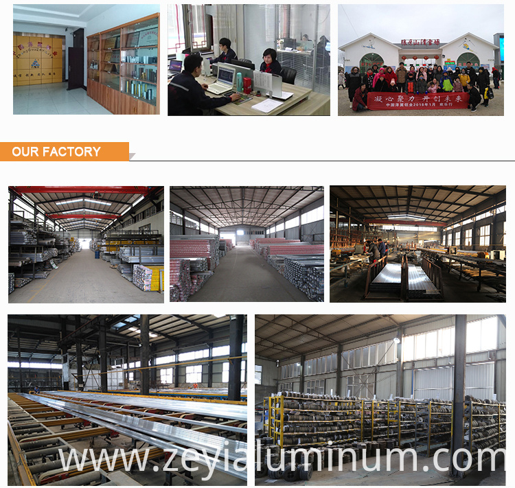 Aluminum Profile Factory