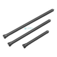 Metallic Bone Screw Cancellous Screw Full Threaded
