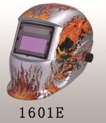 Skull Solar Auto Darkening MIG Electric Mask