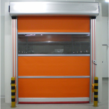 Security Roll Up Fast Action High Speed Door