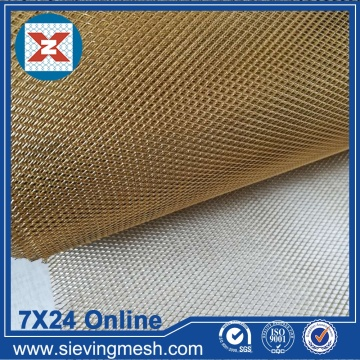 Brass Mesh Filter Tube
