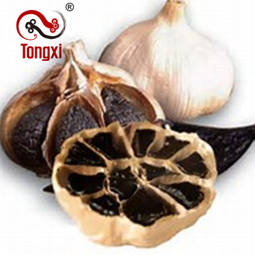Antioxidant Black Garlic With Less Pungent Flavor