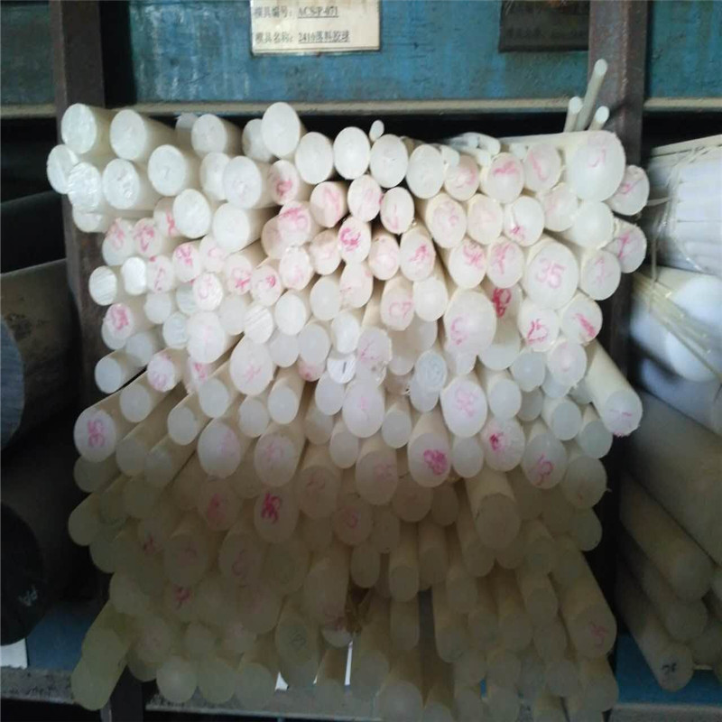 Plastic Nylon Round Bar Stock