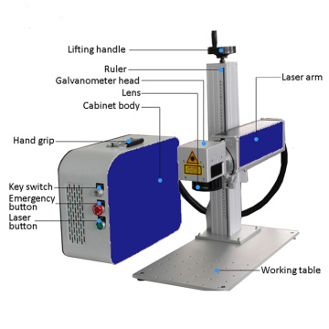 Fiber Laser Marking Machine Price