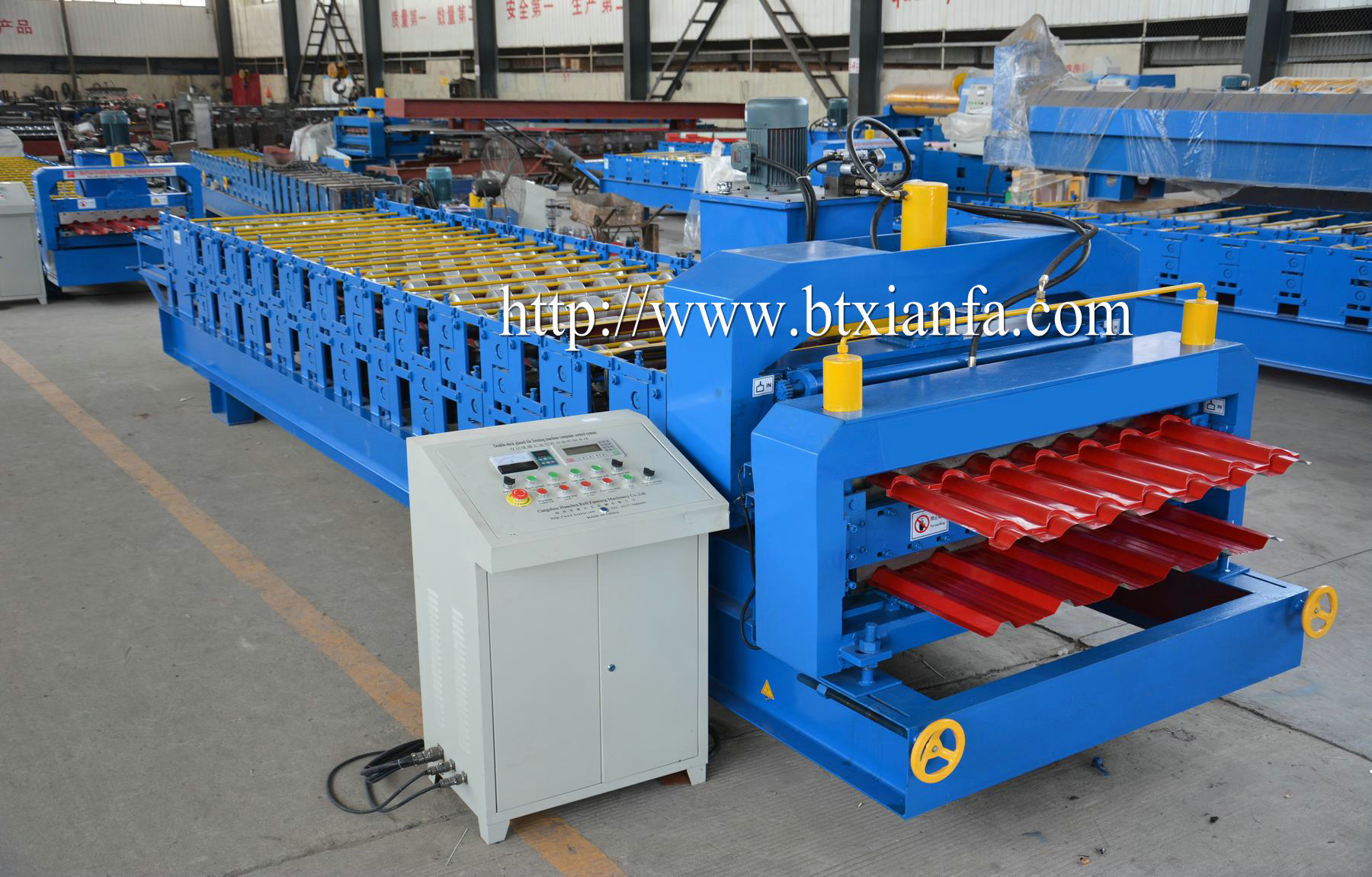 roll forming machine prices