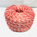 Red Red White Bale 3 Strands PP Rope